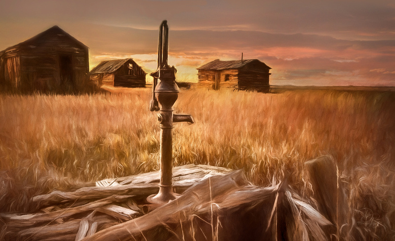 Old Homestead - Eastern Plains